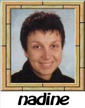 Trombinoscope Nadine