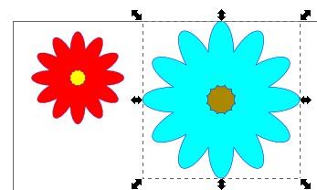 [Inkscape] Vidéo Festons Faciles & Formes Gigognes MàJ 10/06 Fleurs